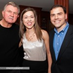 Mike Ditka and my wife Bethany