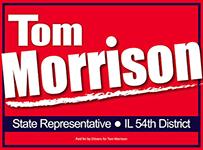 Tom Morrison – State Representative